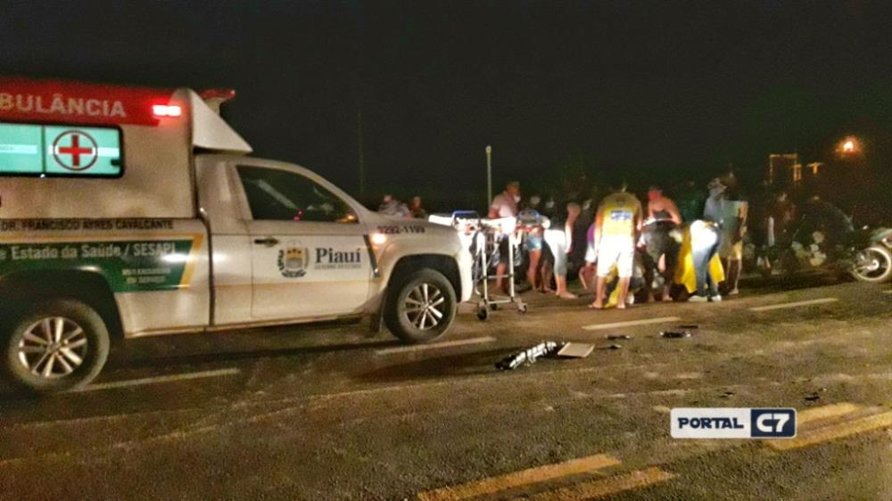 Local do acidente / Imagens: Diogo Costa