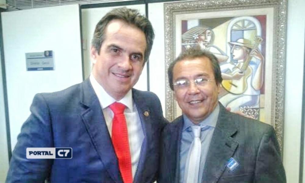 Ciro Nogueira anuncia recursos na saúde para Água Branca e outras cidades do Piauí