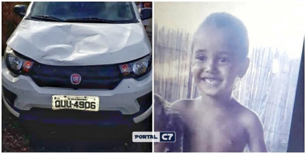 Criança de 7 anos morre atropelada por jovem no município de Palmeirais