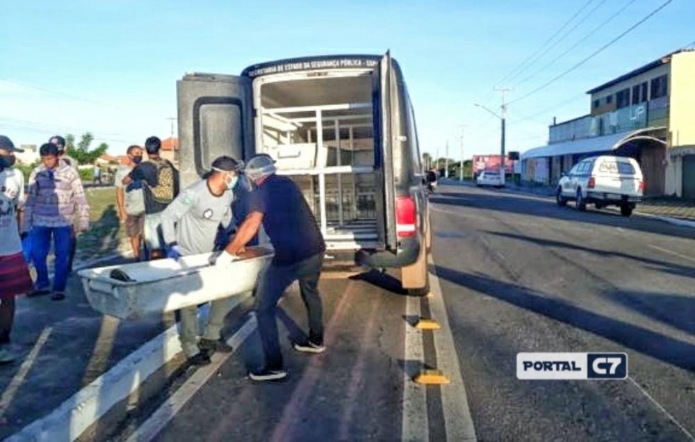 Funcionário de delegado é assassinado a facadas no litoral do Piauí