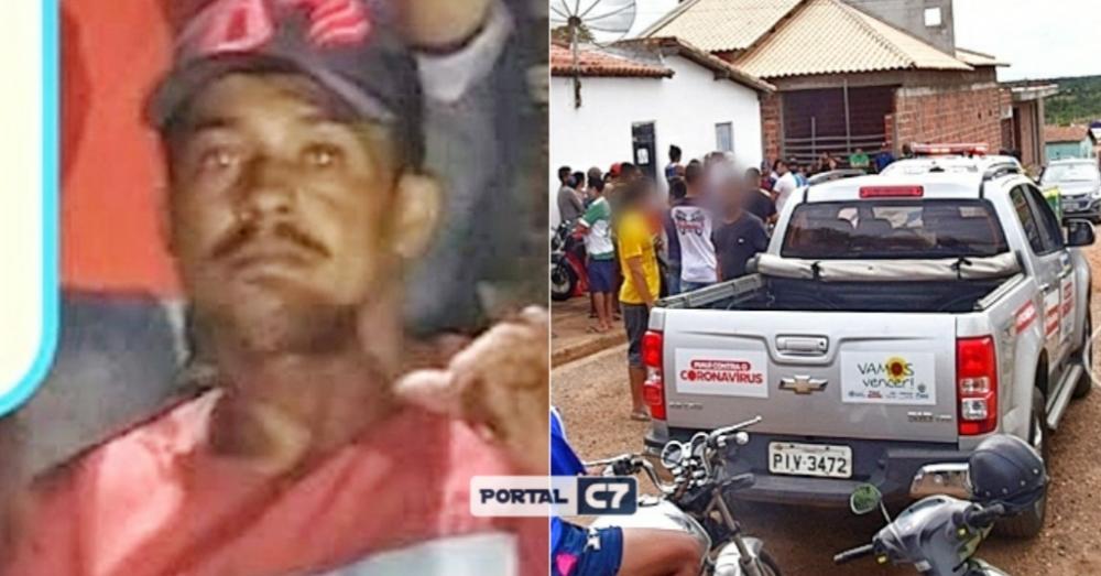 Jovem de 24 anos é amarrado e executado a tiros em cidade do Piauí