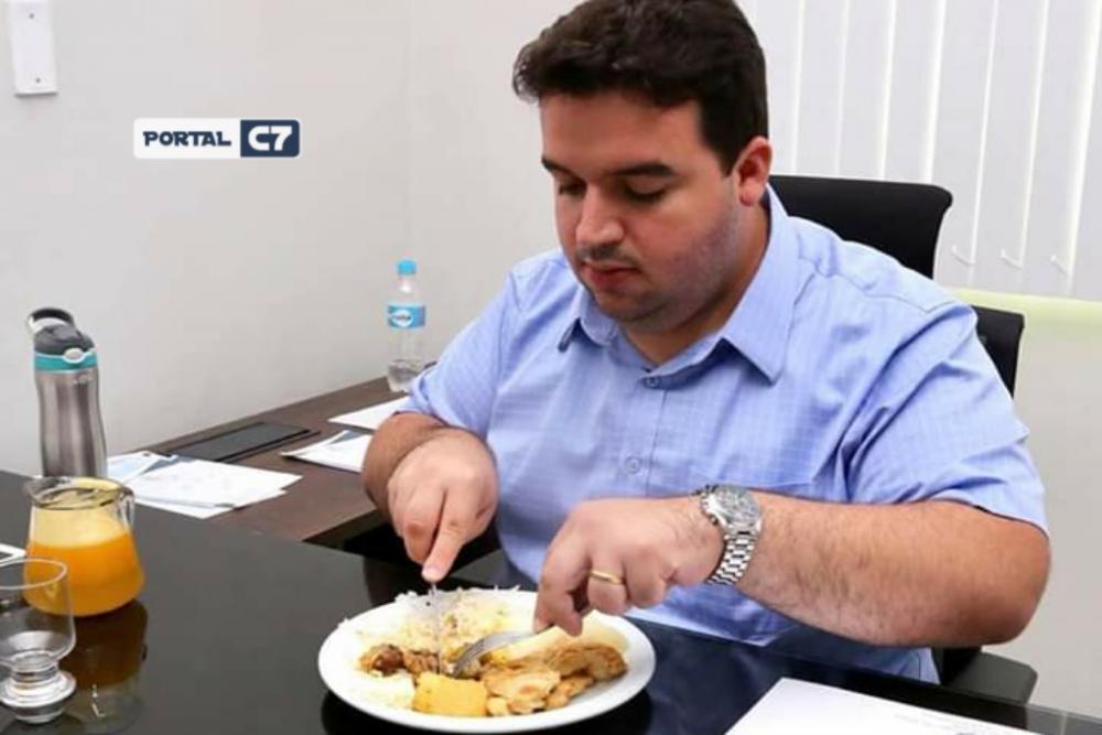 Ministério Público investiga prefeito Reginaldo Júnior por nepotismo