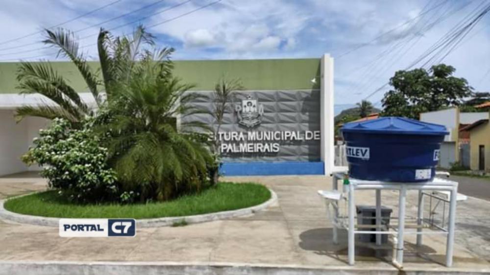 Prefeitura Municipal de Palmeirais