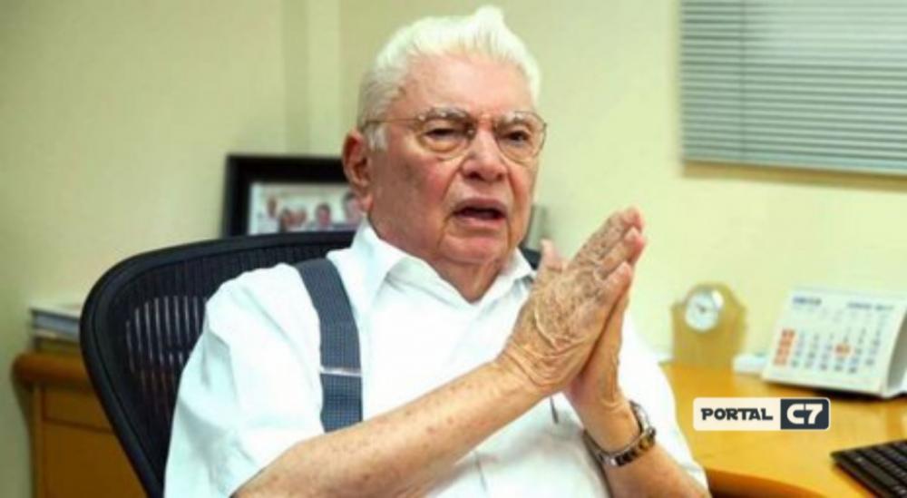 Morre aos 91 anos o dono das lojas Riachuelo Nevaldo Rocha
