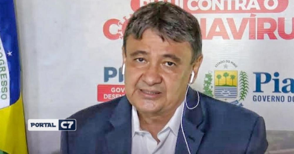 Governador do Piauí descarta lockdown e promete medidas mais rígidas