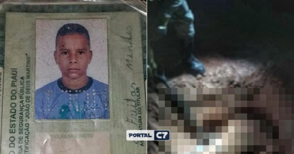 Corpo de jovem é encontrado enterrado sem cabeça na zona Norte de Teresina