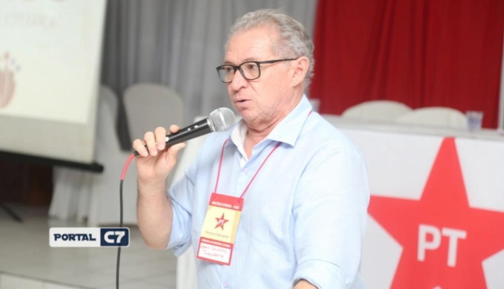 Deputado Assis Carvalho é internado após sofrer infarto no Piauí