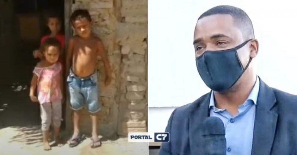 Criança pede guarda-roupa de presente e ganha casa no Piauí