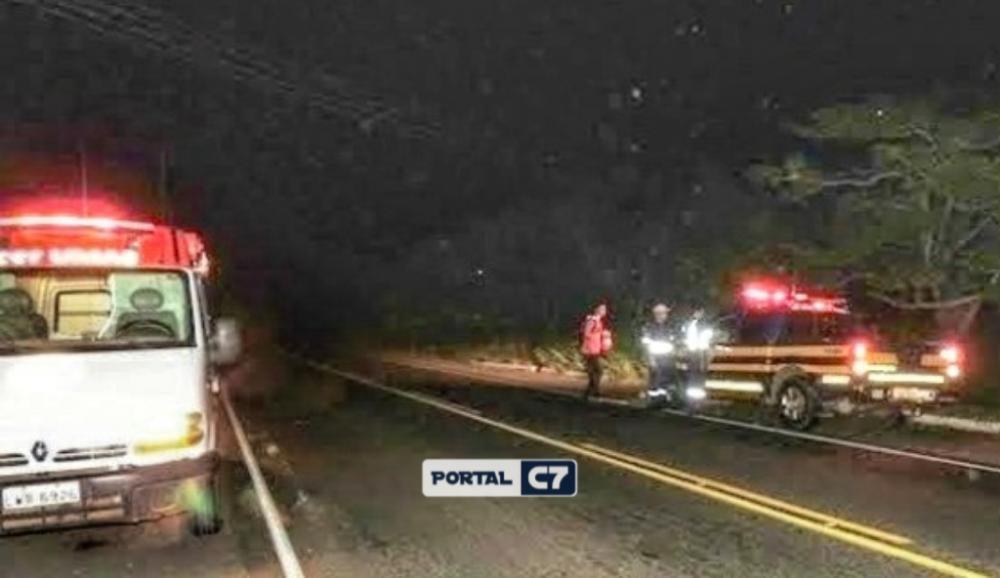 Homem de 32 anos morre após ser atroleado por veículo na BR-343 no Piauí