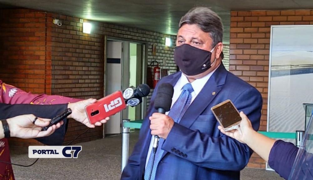 Deputado Júlio Arcoverde testa positivo para o novo coronavírus