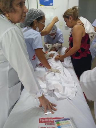Criança 'volta à vida' depois de ser dada como morta em São Luís