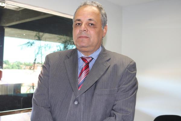 Foto : Luiz Moura Correa, Juiz.